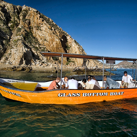 Cabo Glass Bottom Boat