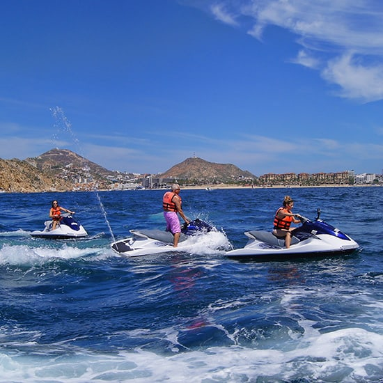 Guided 1-Hour Jetski Tour To The Pacific Side