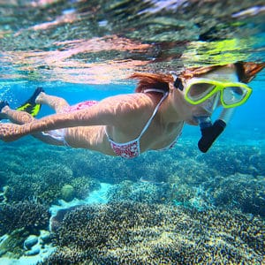 Guided Jetski Snorkeling Tour To Santa Maria Bay