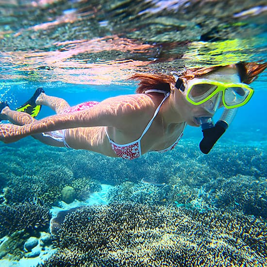 Guided Jetski Snorkeling Tour To Santa Maria Bay