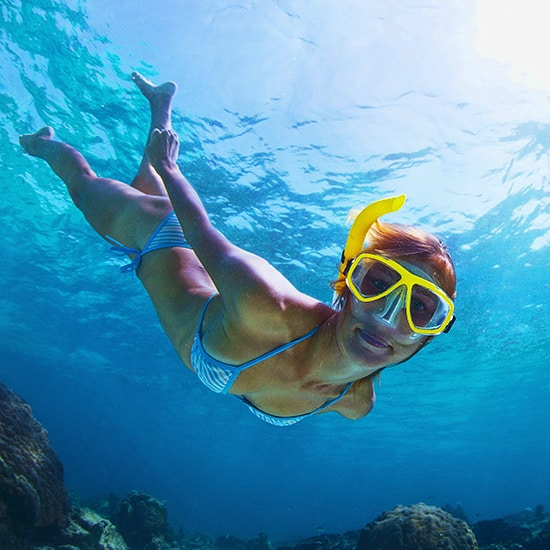 Come snorkel in Cabo San Lucas