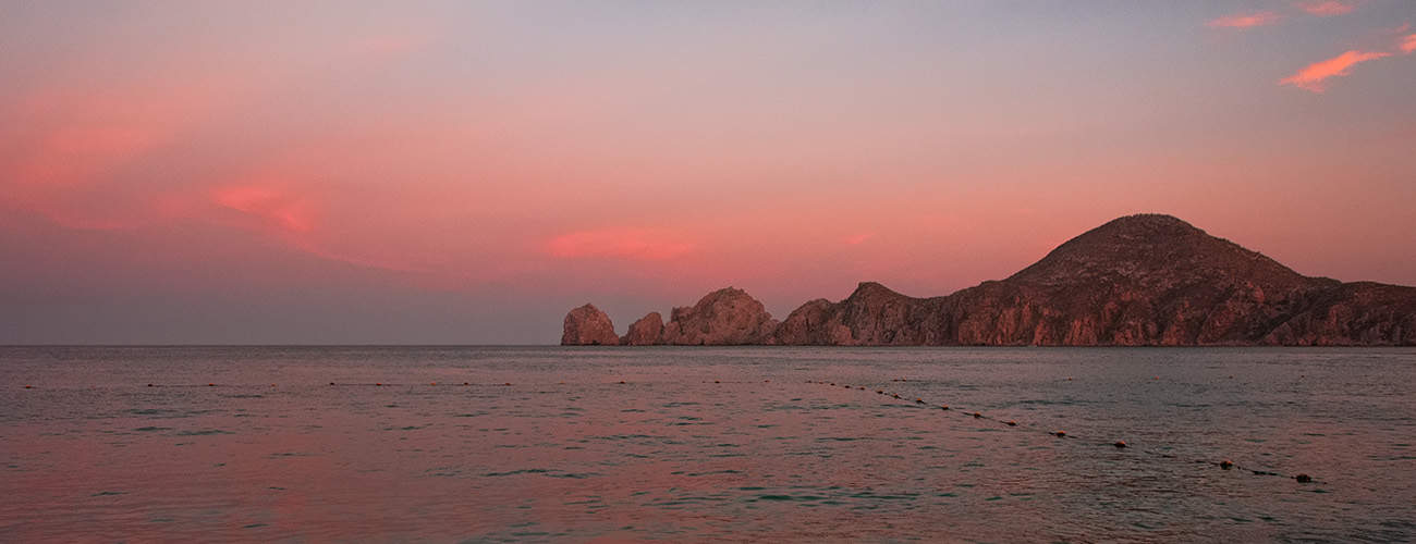 Cabo San Lucas is a beautiful place to visit
