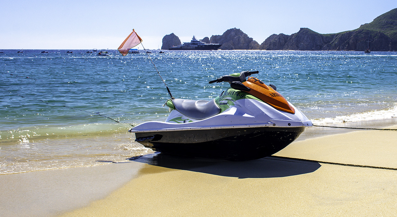 Rent one of our jet skis in Cabo San Lucas